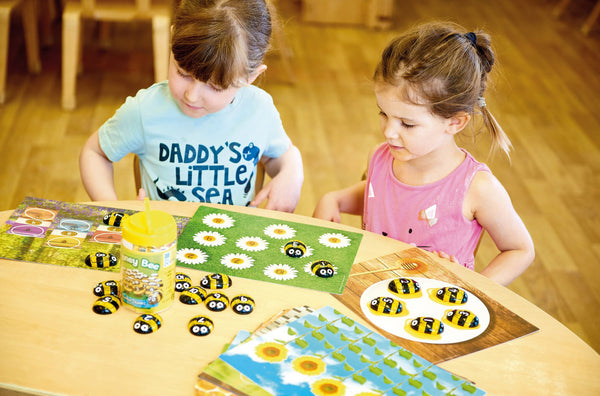 Honey Bee Counting Kit Counting Games