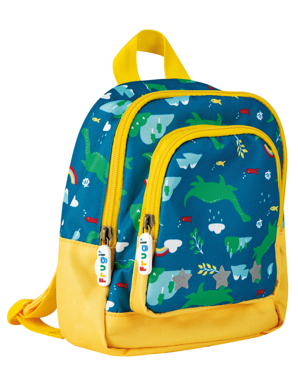 Loch Blue Nessie Little Adventurers Backpack