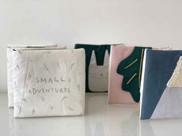 Fabelab Fabric Book - Small Adventures