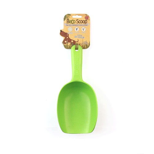 Beco Recycled Bamboo Food Scoop - Small Eco Steps