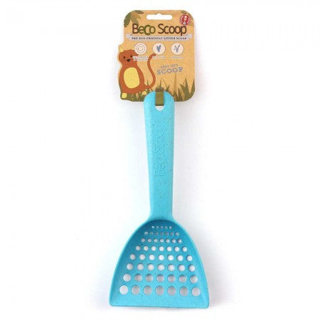 Beco Recycled Bamboo Litter Scoop - Small Eco Steps