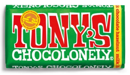 Tony's Chocolonely Milk Hazelnut 32%