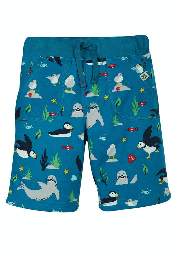 Puffin Reversible Shorts
