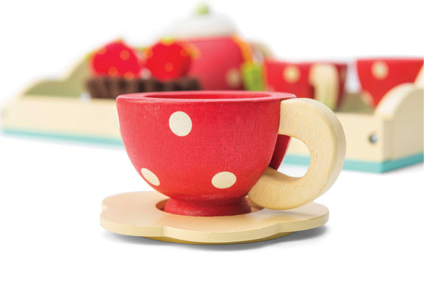 Honeybake Tea Set - Small Eco Steps