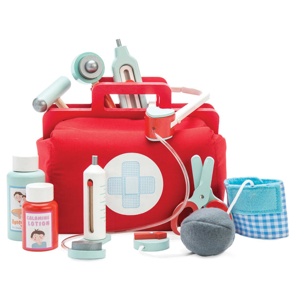 Le Toy Van Doctors Set - Small Eco Steps