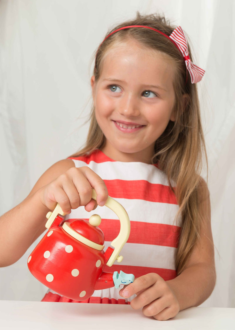 Le Toy Van Dotty Kettle - Small Eco Steps