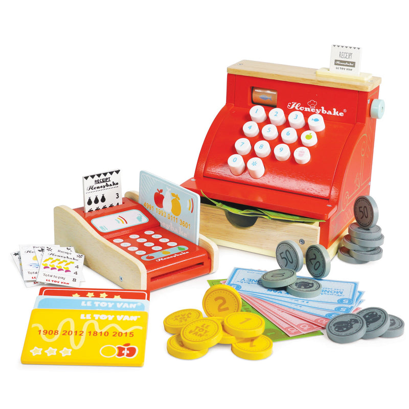Le Toy Van Play Money Set - Small Eco Steps