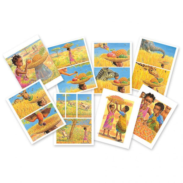Handa's Surprise Story Talk Cards