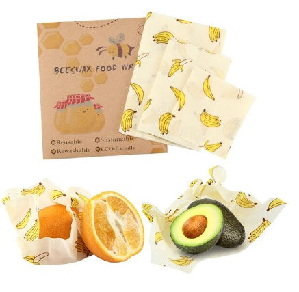 Beeswax Wrap Multipack - Small Eco Steps