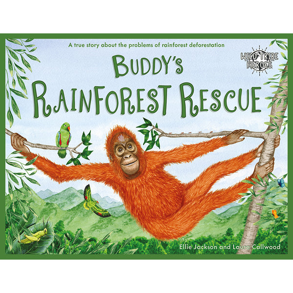 Buddy's Rainforest Rescue - Small Eco Steps