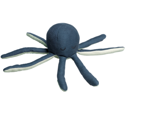 Fabelab Soft Octopus Rattle