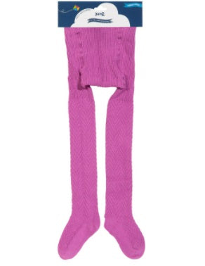 Kite Chevron Tights Orchid