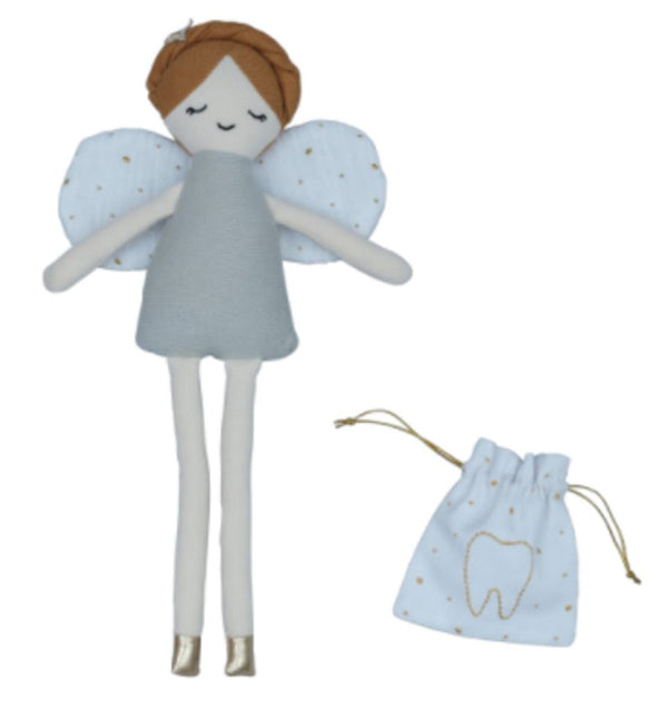Tooth Fairy with Pouch Doll