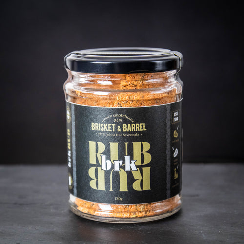 Discover a whole new world of flavours with Brisket and Barrel's signature spice blend bbq rub. This dry rub seasoning gives a unique barbecue flavour.