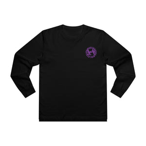 Open image in slideshow, Longsleeve Tee Buffalo Trio - Unconscious (Black/Purple) - Australia
