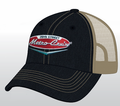 OFFICIAL Metro Cruise Official hats