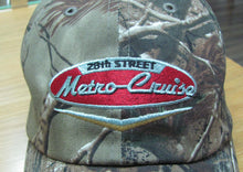 Load image into Gallery viewer, OFFICIAL Metro Cruise Official CAMO hats