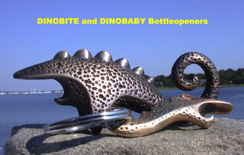 The Dinobite Bottleopener