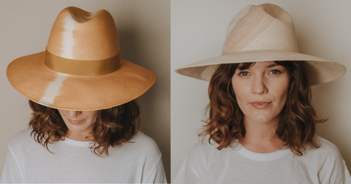 FREYA BRAND HATS SPRING 2021 STRAW HATS LUXURY HATS