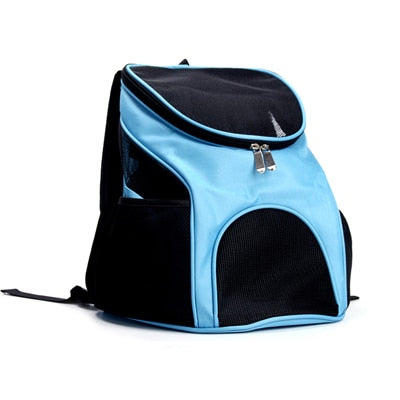 Pet Carrier Backpacks Small Dogs Travel Carrying Cat Dog Bag Puppy Comfort Travel Outdoor Shoulder Backpack Portable