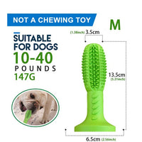 Pet Toys For Dog Toothbrush Brushing Stick Dog Rope Chew Toy Food Bite Resistant Funny Interactive Toy For Pitbull Puppy