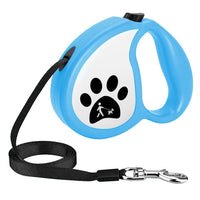 Retractable Dog Leash Nylon Tape 13ft Exending Automatic Pet Leash Leads Belt For Small Medium Dogs Walking Running Training