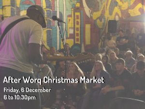 Get in the spirit of Christmas with After Worq Market