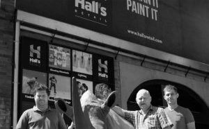 Hall's: a heritage of passion and perseverance