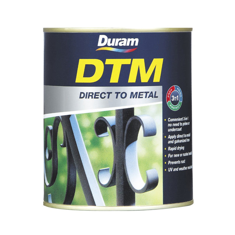 Duram Dtm Smooth All Colours
