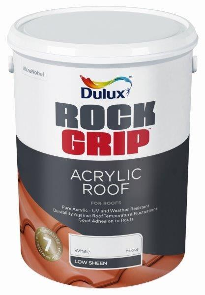 Dulux Rockgrip Acrylic Roof
