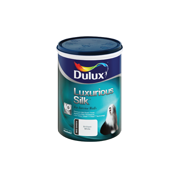 Dulux Luxurious Silk