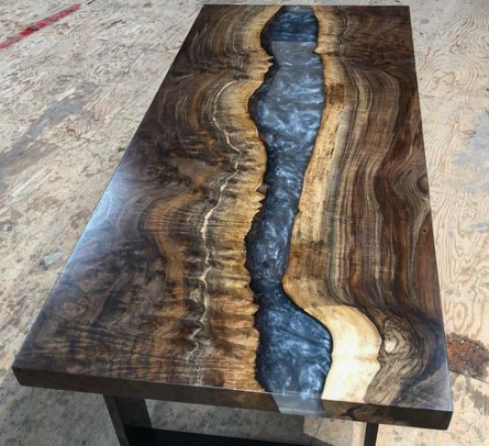 River Wood Epoxy