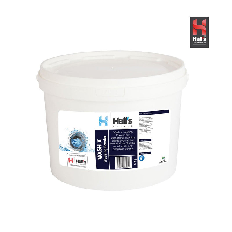Hall'S Auto Washing Powder