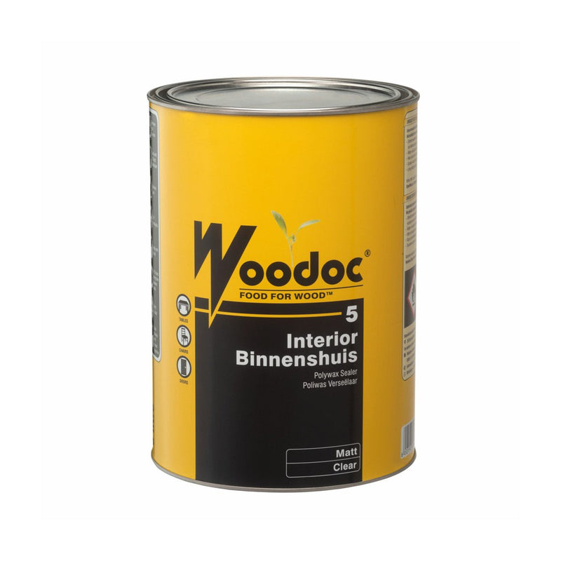 Woodoc 5 Interior Matt Sealer