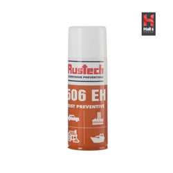 Rustech 506 Corrosion Protection Aerosol Wax 400Ml