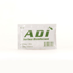 Adi Surface Disinfectant 5.5Gr (Makes 1Lt)