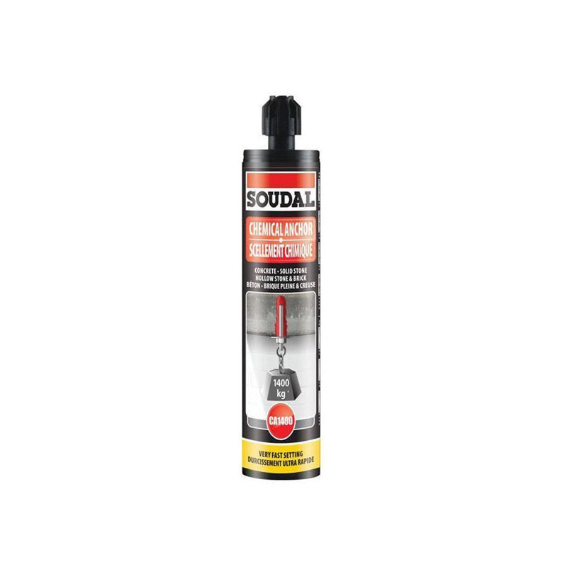 Soudal Chemical Anchor 280Ml