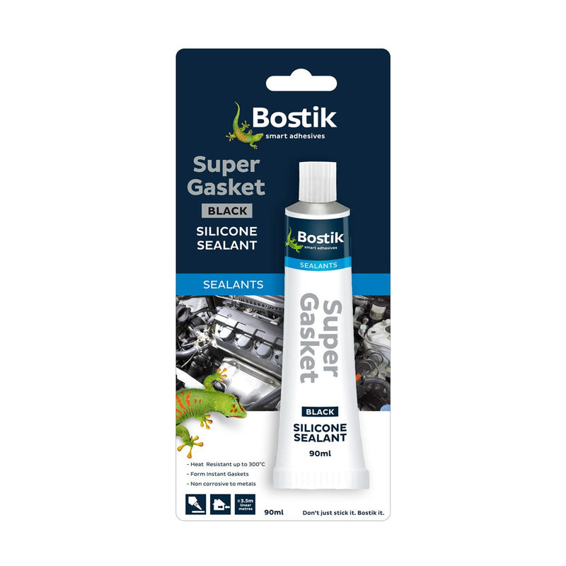 Bostik Super Gasket Black 90Ml