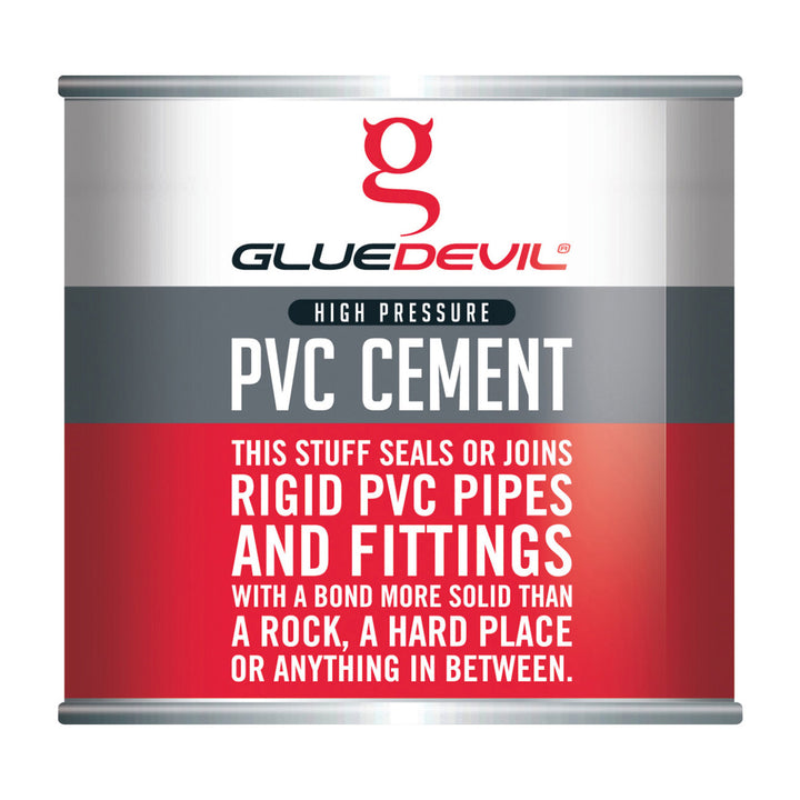 Pvc Cement - Hall's Retail