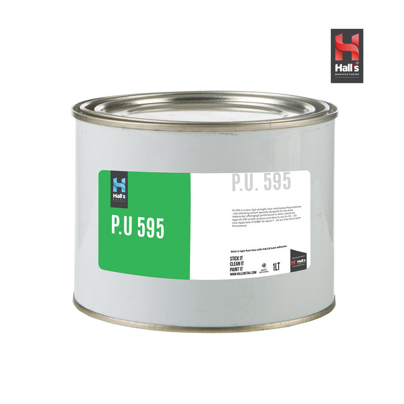 Pu595 Sole Attaching Adhesive