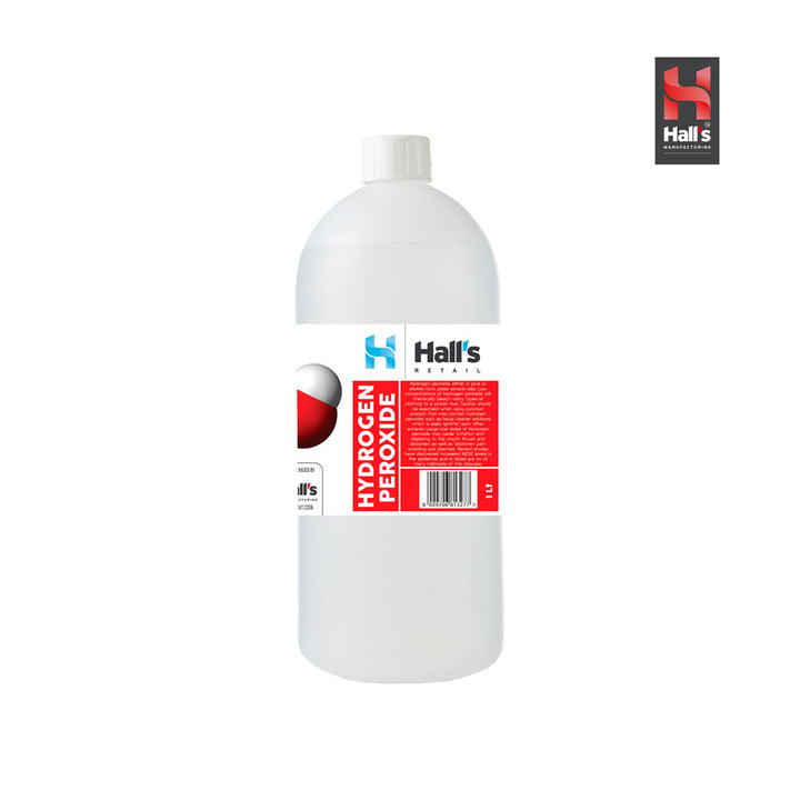 Hydrogen Peroxide 0.5 - Hall's Retail