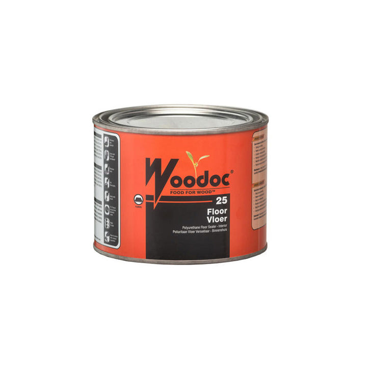 Woodoc 25 Satin Floor Sealer - Hall's Retail