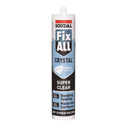Fix All Crystal Soudal