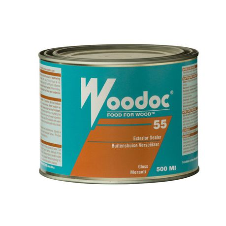 Woodoc 55 Exterior Gloss Meranti 500ml