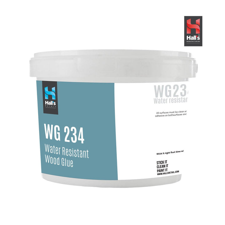Wg234 Water Resistant Wood Glue
