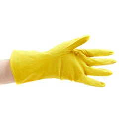 Gloves Industrial Yellow