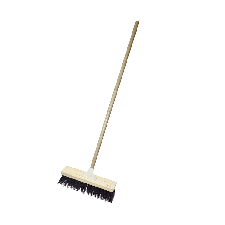 Broom Household Budget Quality Soft Bristle