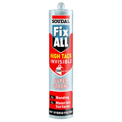 Fix All High Tack Invisible 290Ml