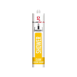 Glue Devil Sanitary Shower Clear 280Ml