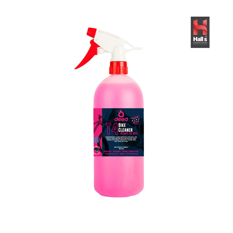T4 Bike Cleaner 'Ready To Use Spray' 1L